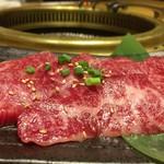 カルビ屋大福 - 肉