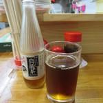 光臨 - 烏龍茶 150円