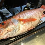 う越貞 - 久々の輪島の釣ののどぐろ2.3k