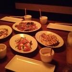 53058205 - 前菜4種(各4名分)