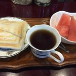 モア喫茶店 - 料理写真: