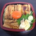 鮨処はやし田 - 料理写真:穴子丼2.500円!お持ち帰り可‼️