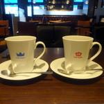 オスロ コーヒー - キングとクイーン