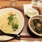 53061495 - 鶏×魚介つけ麺 780円