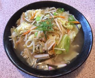 麺楽 - 【名物】ちゃんどん