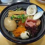 鮮魚鶏出汁麺 沢むら - ちらし麺・松