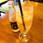 49 Asian Kitchen + Bar - ジンジャエール