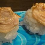 端黎 - 蛤の寿司