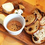 ダブリュー ヨコハマ - チーズ3種の盛り合わせ
