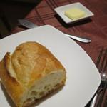 ル・ヴァン - パンとバター