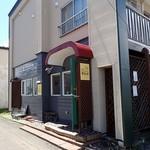おんちゃんの野菜畑 - 栄町中通りのお店;住宅街の一角に在ります @2016/07/03