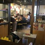 味噌乃家 - 店内の雰囲気(^^)