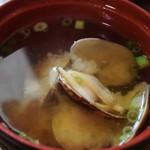 ワイズ - アサリの味噌汁