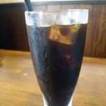 ふき乃塔 - アイスコーヒー