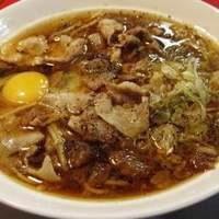キャプテンぶぅひぃず - 食べたらハマる「肉そば」登場!ご飯に合うガッツリ系メニュー¥580