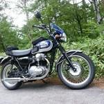 月華 - 参考資料BMWは納車待ちで、旧車は友人に譲渡したため本日は2号バイクにて~!