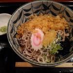 53071381 - 冷やしたぬき蕎麦(大盛)