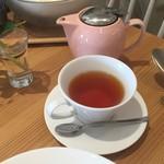 53071925 - 食後の紅茶です。