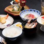 海辺の料理宿 涼 - 料理写真: