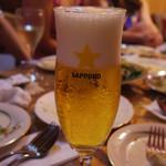 53075225 - 飲み放題の生ビール