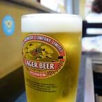 53075314 - ビールで乾杯~