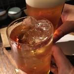 53076584 - とりあえず…の乾杯!