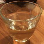 広島大衆居酒屋 十升 - (H28.4)冷酒