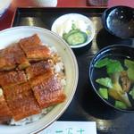 53078528 - 特鰻丼