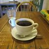 アイランド カフェ - ドリンク写真:直火焼き 100% コナ・コーヒー(グリーンウェル農園)(ティーカップ)