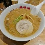 旭川ラーメン番外地 - 味噌ラーメン 700円