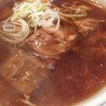 53080928 - 牛バラ麺950円