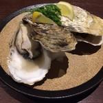 shunnokaisenshi-ma-kettosapporo - 生牡蠣、300円×2