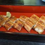 Hitsumabushibinchou - 白焼き