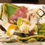 神戸和食 とよき - 造り