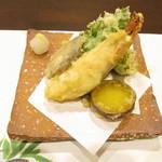 神戸和食 とよき - 揚物~天ぷら
