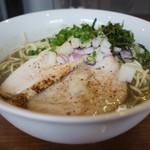 煮干し中華蕎麦 山崎 - 料理写真: