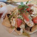 ガーリック ジョーズ - メキシコ風サラダ