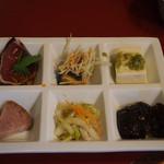四川料理 名菜楼 - 前菜