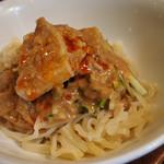 四川料理 名菜楼 - 冷やし担々麺