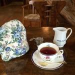 混智恵流都 - 今日の紅茶 : ヴィンテージ ウバ