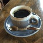 混智恵流都 - 炭焼きコーヒー