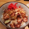 ごじゃまる - 料理写真:焼き鳥丼