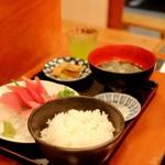 田中水産 - 料理写真:お刺身定食『夢』