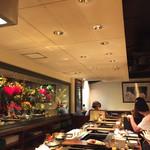 焼肉萬野ホルモン舗 - 【2015.7】内装。