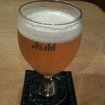 清司 - ちょっと飲んじゃいましたビール