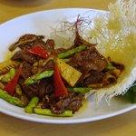 Shikishunsaikounanshun - 牛ヒレ肉のオイスターソース