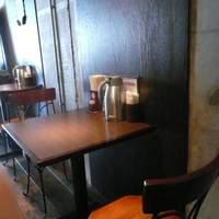 時屋-テーブル席