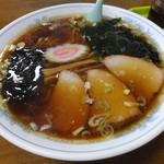 鈴木食堂 - らーめん・大 税込¥700