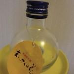 日の丸醸造株式会社 - 2016/2  東急百貨店限定販売の「まんさくの花」空ボトル
