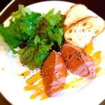 53092705 - 鶏レバーのムース(1260円)